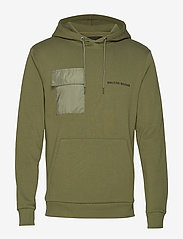 Bruuns Bazaar - Bertel Utility Sweat - basic sweatshirts - sage green - 0