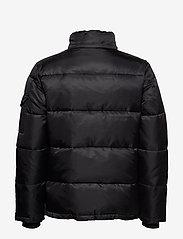 Bruuns Bazaar - Arn Helium Parka - vestes matelassées - black - 4