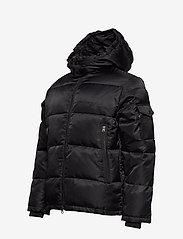 Bruuns Bazaar - Arn Helium Parka - vestes matelassées - black - 5