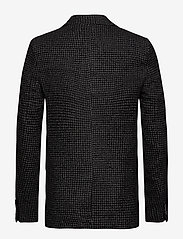 Bruuns Bazaar - Andrew Karl blazer - blazers à boutonnage simple - black check - 1