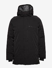 Bruuns Bazaar - Tor short jacket - vestes matelassées - black - 1