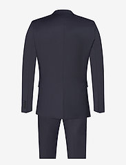 Bruuns Bazaar - Karl Suit - costumes simple boutonnage - dark navy - 1