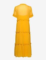 Bruuns Bazaar - Marie Silje dress - summer dresses - orange glow - 2
