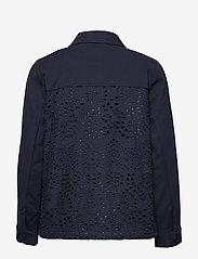 Bruuns Bazaar - Abelina Camil jacket - lichte jassen - night sky - 3
