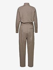 Bruuns Bazaar - Basil Heath jumpsuit - jumpsuits - bungee brown - 1