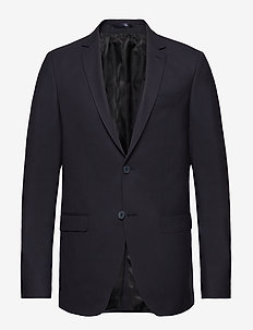 Karl Blazer - single breasted suits - navy