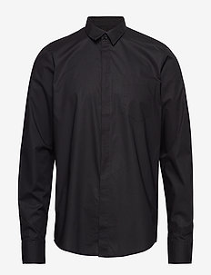 Victor Essential - business shirts - black