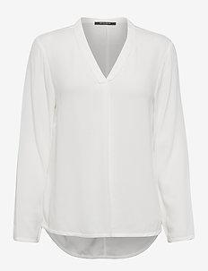Liva Top - blouses à manches longues - snow white