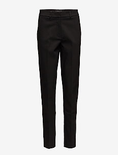Lynn Pant - straight leg trousers - black