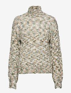 Tess Mynthe Pullover - pulls à col roulé - multi color