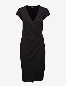 Tami Rosie Dress - BLACK