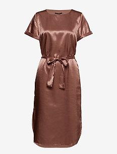 Vida Daria Dress - SPRING TAN
