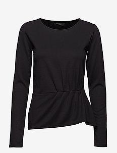 Tami Alicia blouse - BLACK