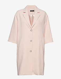 Lucca Fran Coat - light coats - creamy rosa