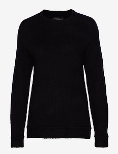 Holly Johanne Pullover - gensere - black