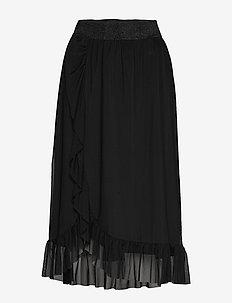 Rose Ariella Skirt - BLACK