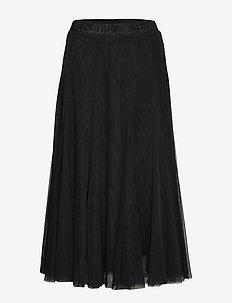 Lala Abbie Skirt - BLACK
