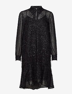 Rosaleen Camari Dress - BLACK