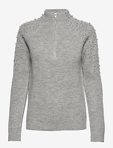 Noella Ninni Pullover - jumpers - light grey