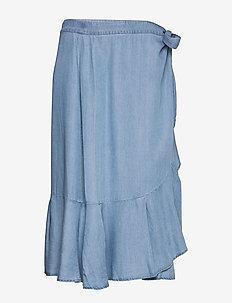 Laera Jessi skirt - DAWN BLUE