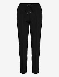 Ruby Livia pant - casual bukser - black