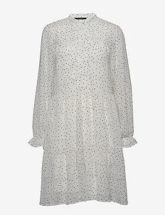Bruuns Bazaar Kjole Poetic Cora Dress Poetic Artwork