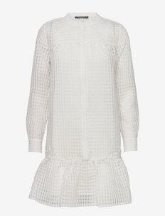 Santonia chicka shirt dress - shirt dresses - snow white