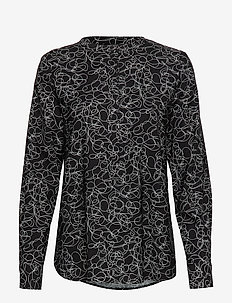 Sketch Inglis shirt - long sleeved blouses - sketch artwork