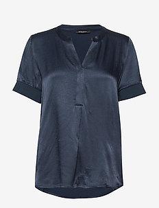 Cilla Ellye blouse - NIGHT SKY