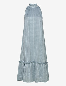 Maia Sassy dress - robes midi - dream blue