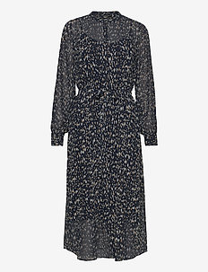 Haze Mirrah dress - robes chemises - night sky