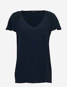 Lilli Abeline top - t-shirty basic - night sky