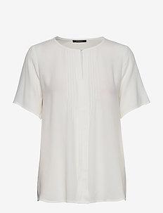 Lilli Pico top - blouses à manches courtes - snow white