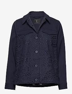 Abelina Camil jacket - light jackets - night sky