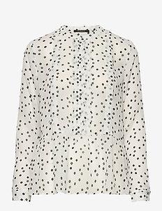 Dotta Aleqa blouse - long sleeved blouses - dotta artwork