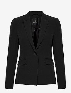 Ruby Alberte blazer - blazers - black