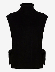 Parisa Aideen vest - vests - black