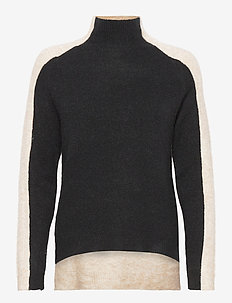 Holly Play pullover - pullover - roasted grey khaki