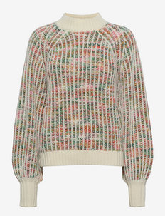 Larch Millie knit - trøjer - multi color
