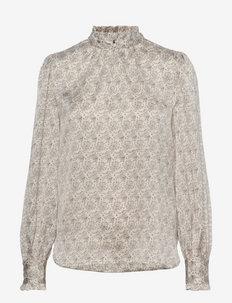 Acacia Tinia shirt - blouses à manches longues - light floral print