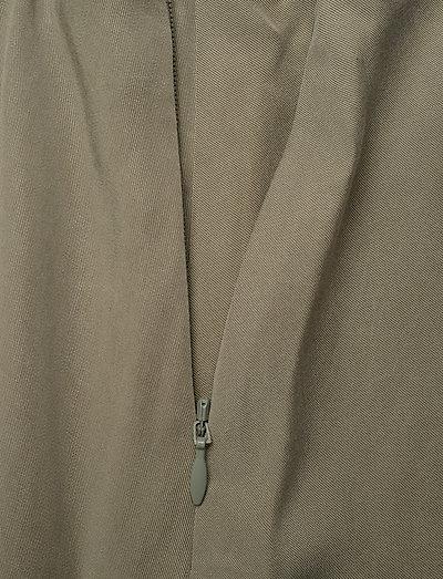 Bruuns Bazaar Laera Dolphine Skirt- Röcke Olive Tree