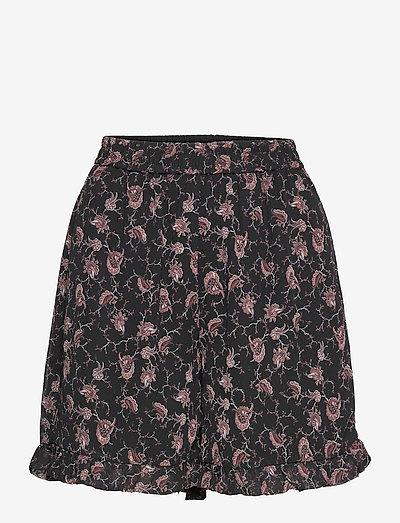 Alcea Mascha shorts - casual shorts - mini paisley print