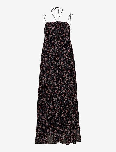 Alcea Ally dress - sommerkjoler - mini paisley print