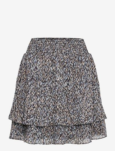 Vervain Estella skirt - korte nederdele - modern artwork dark