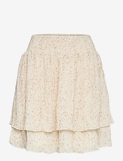 Vervain Estella skirt - korte nederdele - modern artwork light