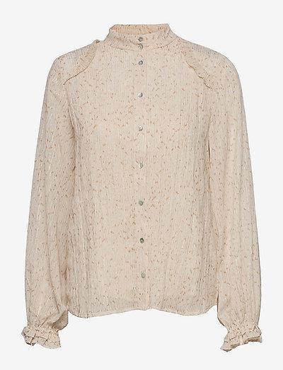 Vervain Sabell shirt - langærmede bluser - modern artwork light