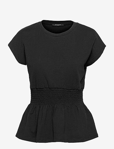 Carla Ea tee - t-shirts - black