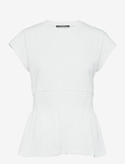 Carla Ea tee - t-shirts - white
