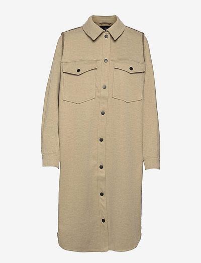 Osmunda Ilia jacket - lette frakker - major brown