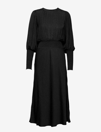Prickly S Elliea dress - black